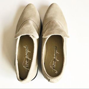 Free People Shoes - NEW Free People | Brady Pointed Toe Loafer